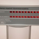 Car service panel