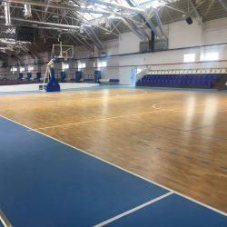 Multifunctional sports hall in Voluntari, Bucharest