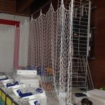 Water polo protect net